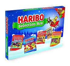 2 x haribo selection boxes, Home Bargains