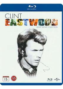 Clint Eastwood: The Collection (8 film) (Blu-Ray) £10.99 Delivered @ Coolshop