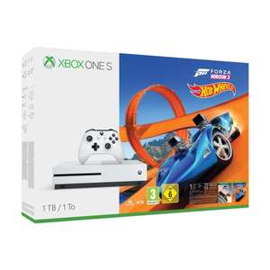 Microsoft Xbox One S 1TB Forza Horizon 3 Hot Wheels Console £199 @ 365 games
