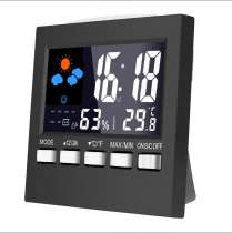 Edit 24/11 - new code - Temperature Humidity Alarm Clock with Weather Display £2.86 w/code @ Banggood