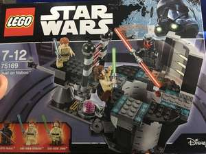 LEGO Star Wars set - Dual On Naboo £2 - Asda pricing glitch - instore Southampton City Centre store