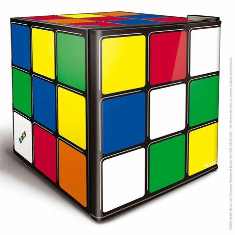 Husky Rubik's Cube Drinks Fridge HUS-HU231, 43L £119.89 @ Costco