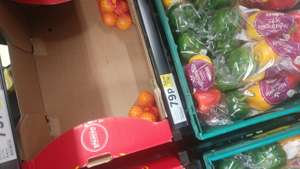 Clementines or Sweet Easy Peeler 600g £0.79 @ Tesco
