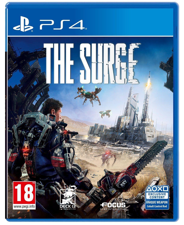 The Surge (PS4) £8.99 @ Ebay boomerang Like new