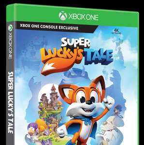 Super lucky's tale £15.85 @ Shopto Ebay