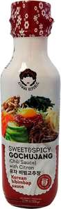 Ajumma Republic Sweet & Spicy Gochujang Chilli Sauce with Citron (300g) was £2.30 now £1.15 @ Sainsbury's