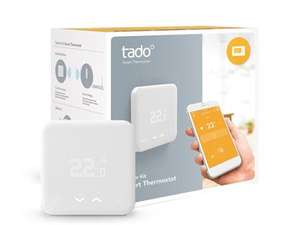 Tado smart thermostat starter kit V3 £169 delivered @ BT shop