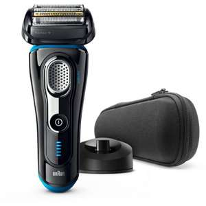 Braun 9 series 9240s wet and dry electric shaver £89.99 with code @ Boots