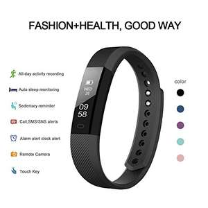 Fitness Tracker (~50% off) £16.98 prime / £20.97 non prime Sold by WISEMAN_EU and Fulfilled by Amazon - Lightning deal