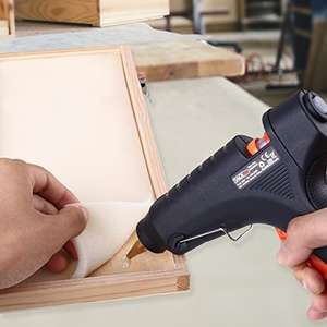 Heavy Duty Glue Gun 60W + 30 Glue Sticks for Construction or Arts&Crafts £10.99 prime / £15.74 non prime @ Amazon by VEUK