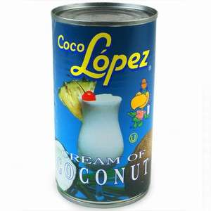 Coco Lopez Cream of Coconut 6 for £17.99 ( £3/ each) @ drinkstuff.com