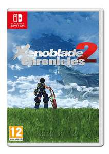 Xenoblade Chronicles 2 (Switch) £39.85 Delivered (Preorder) @ Simplygames