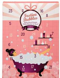 Festive Bubbles Advent Calendar - £9.79 (plus £3.99 P&P) @ GoGroopie