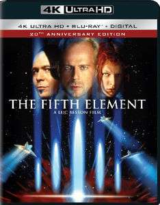 The 5th element 4k UHD - £17.78 @ Wow HD