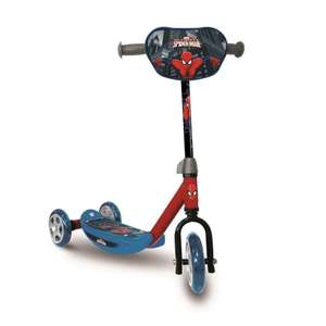 Spider man 3 wheeled scooter - £11.99 @ Amazon - Prime Exclusive