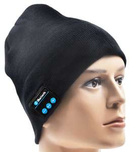 Bluetooth heaphone Beanie hat - £2.90 - Sold by ZenNutt / Fulfilled by Amazon (plus £3.99 del for non-Prime)