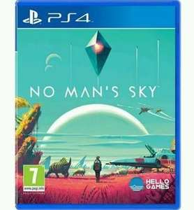 No Man's Sky (PS4) £7.90 Delivered (Pre Owned) @ Music Magpie (15% Off @ Checkout)