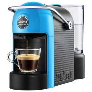Lavazza Jolie Coffee Machine - Blue £34.50 Tesco