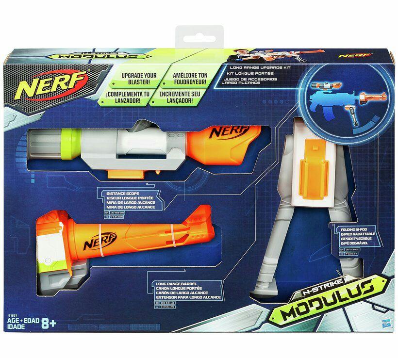 Nerf Modulus Long Range Upgrade Kit £9.99 Argos