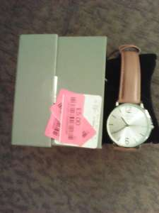 Cachet London watch only £5 at TK maxx