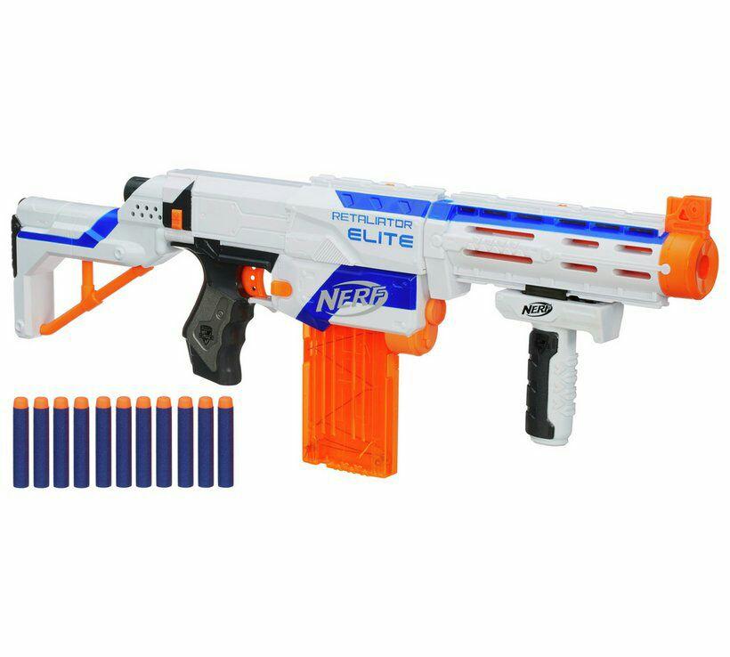 Nerf N-Strike Elite Retaliator £19.99 Argos