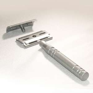 Feather AS D2 Double-Edge Razor £106 from Amazon.com at the lowest ever price