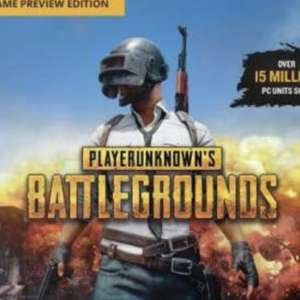 Player Unknown's Battleground for Xbox One £20.79 - CDKeys