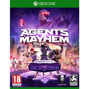 Agents of Mayhem (PS4/XO) £14.99 @ Smyths (Read comment #1)