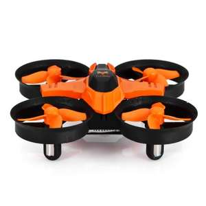 FuriBee F36 2.4GHz 4CH 6 Axis Gyro RC Quadcopter - Orange £6.87 Delivered - GearBest