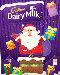 Selected Advent calendars 45p, 70p w/ Topcashback @ Tesco,   70p @ Morrisons,  Wilkinsons,  Poundland