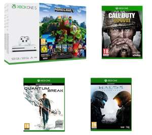 Xbox One S Bundle Deal £199.99 Currys