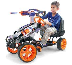 Nerf Battle Racer Ride-On was £179.98 now £143.98 Del  + Free £10 Gift Card @ Toys R Us (also DC Batman Batmobile Go Kart now £119.98 + £10 Gift Card)
