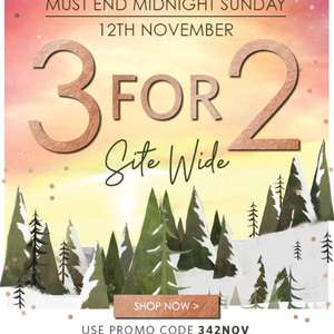 Yankee candles on the 3 for 2 @ £19.99 each at Clintons