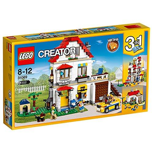 "LEGO UK 31069 ""Modular Family Villa"" Construction Toy - £29.99 @ Amazon"