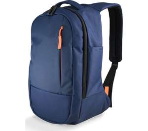 "GOJI 15.6"" Laptop Backpack - Blue & Orange for £5.97 @ Currys"