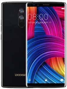 The new Doogee Mix 2 - 36% reduced pre-order price £156.60 -  BangGood