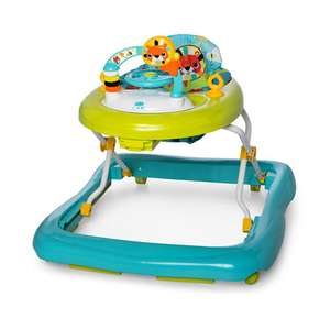 Bright Starts Kaleidoscope Safari Walker £15 @ George (Free C&C)