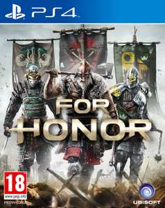 For Honor (PS4) -  PSN Store - £15.99