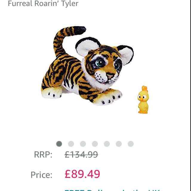 furreal roarin Tyler £89.49 at Amazon