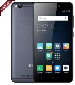 Xiaomi Redmi 4A 4G Smartphone  -  GLOBAL VERSION 2GB RAM 16GB ROM  GRAY for only £68.76 with code @ GearBest