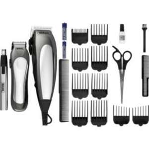 Wahl Chrome Deluxe Grooming Gift Kit Contains Clipper/Trimmer/Ear and Nose Trimmer - £14.99 @ Argos