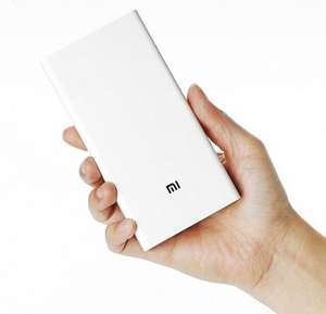 Original Xiaomi 20000mAh Polymer Power Bank 2 Dual USB Output with Quick Charge 3.0 for £18.55 with code @ BangGood