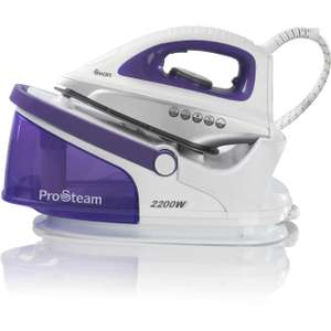 Swan SI11010N Steam Generator Iron - just £39.60 w/code + Free Next Day Del @ AO