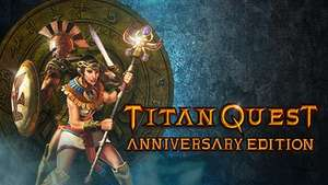 Titan Quest Anniversary Edition using code FANATICAL10 -£4.04 @ Fanatical
