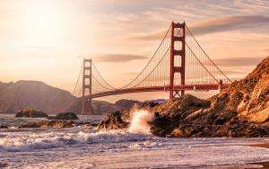 Flash Sale - 300 seats at £300 San Francisco Return Flight from Manchester @ Thomas Cook Airlines (May 18 dates)
