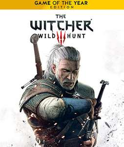 [PC] Witcher 3: Wild Hunt - Game of the Year Edition - £13.99 - Gog.com
