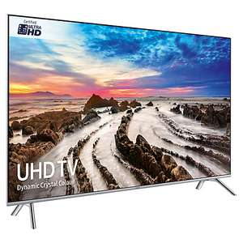 Samsung UE49MU7000 HDR 1000 4K Ultra HD Smart TV + 4K Blu-Ray Player - £799 at  John Lewis