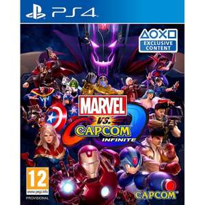 [PS4] Marvel Vs Capcom: Infinite - £19.95 - TheGameCollection