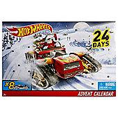 Edit 22/11 now down to £12 - Hot Wheels Advent Calendar now £15 C+C @ Tesco Direct
