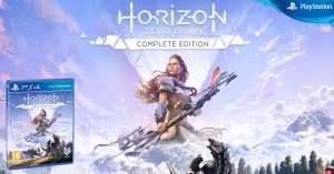 Horizon Zero Dawn Complete Edition £32.86 @ ShopTo / £32.85 @ Base